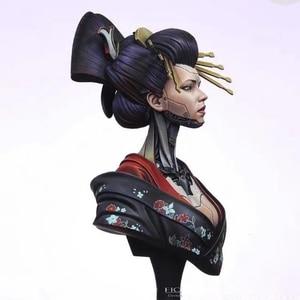 Image 3 - 1/12 грудь модельная фигурка из смолы комплект нераскрашенный/BUST371