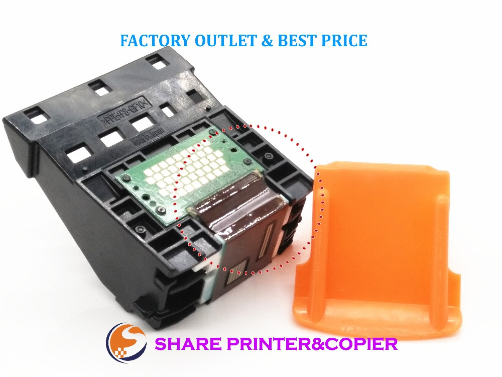 SHARE 1 PS QY6-0064 QY6-0042 Original print head Used for canon i560 i850 iP3000 MP730 iX5000