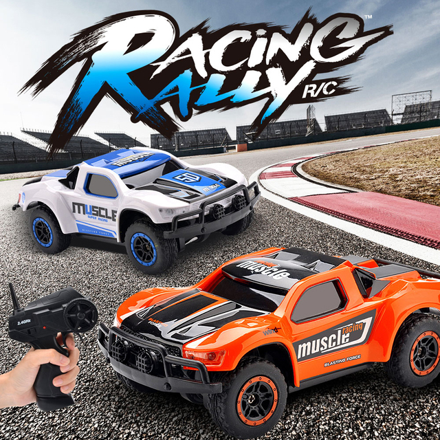 Rc Cars High Sd Racing Car 1 43 Mini Scale 4wd 9mph 2 4ghz Radio Remote Control Rtr Fast Electric Race Vehicle