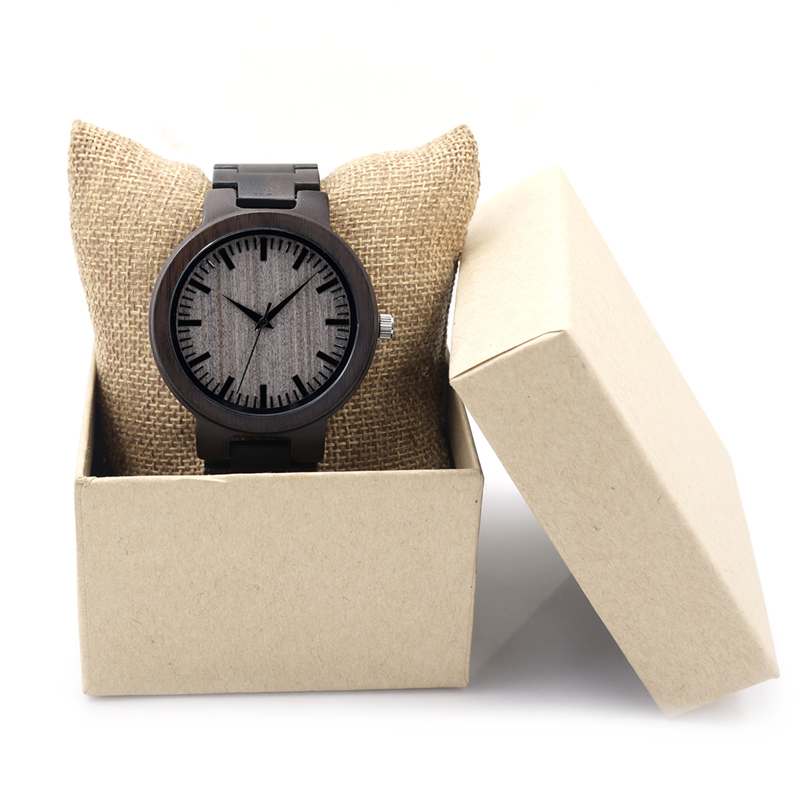 BOBO BIRD Men Watches Wood Strap Wristwatches Japan Movement 2035 Quartz Wood Watches idea Gifts for Men C-C30 bobo bird l b08 bamboo wooden watches for men women casual wood dial face 2035 quartz watch silicone strap extra band as gift