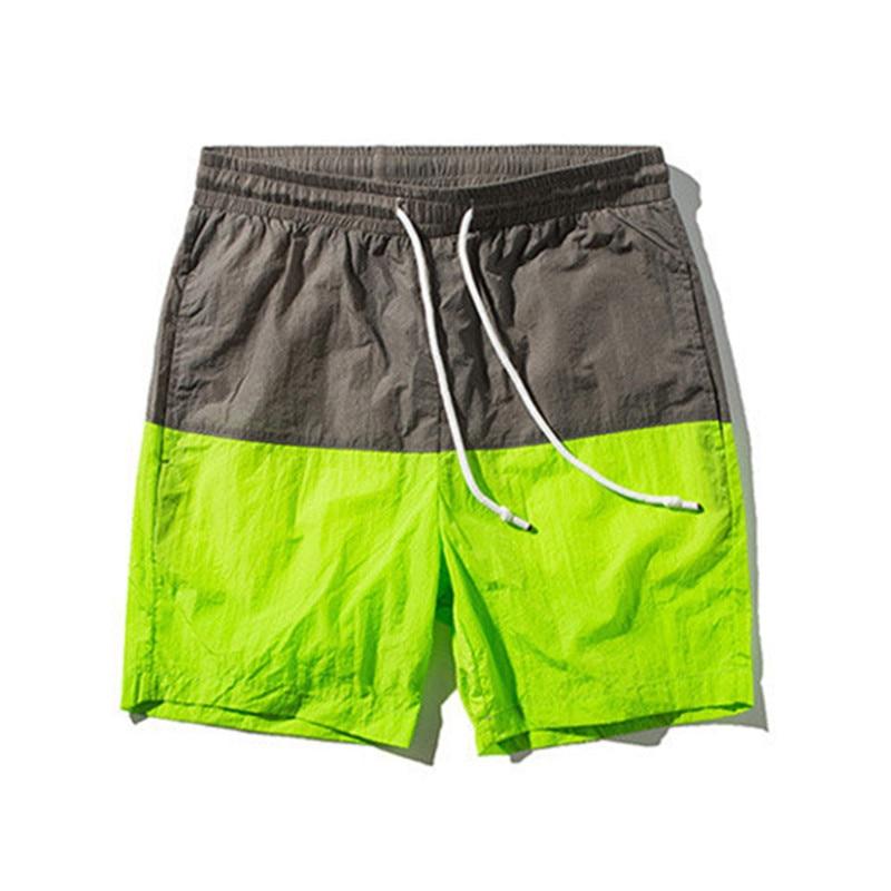 ÚJ Nyári gyorsszáraz férfi serdülők márkájú strandnadrágja, - Sportruházat és sportolási kiegészítők