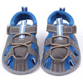 Baby Boy Shoes 0-18M Summer Baby First Walkers Toddler Boy Soft Soft Walking Crib Shoes Anti-slip