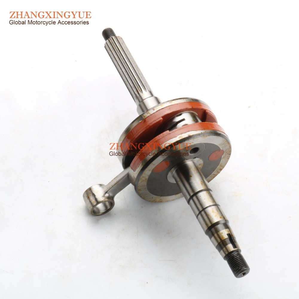 2mm High Performance Crankshaft for Yamaha JOG90 4DM Polaris 90 Hurricane 90 Scooter 12mm