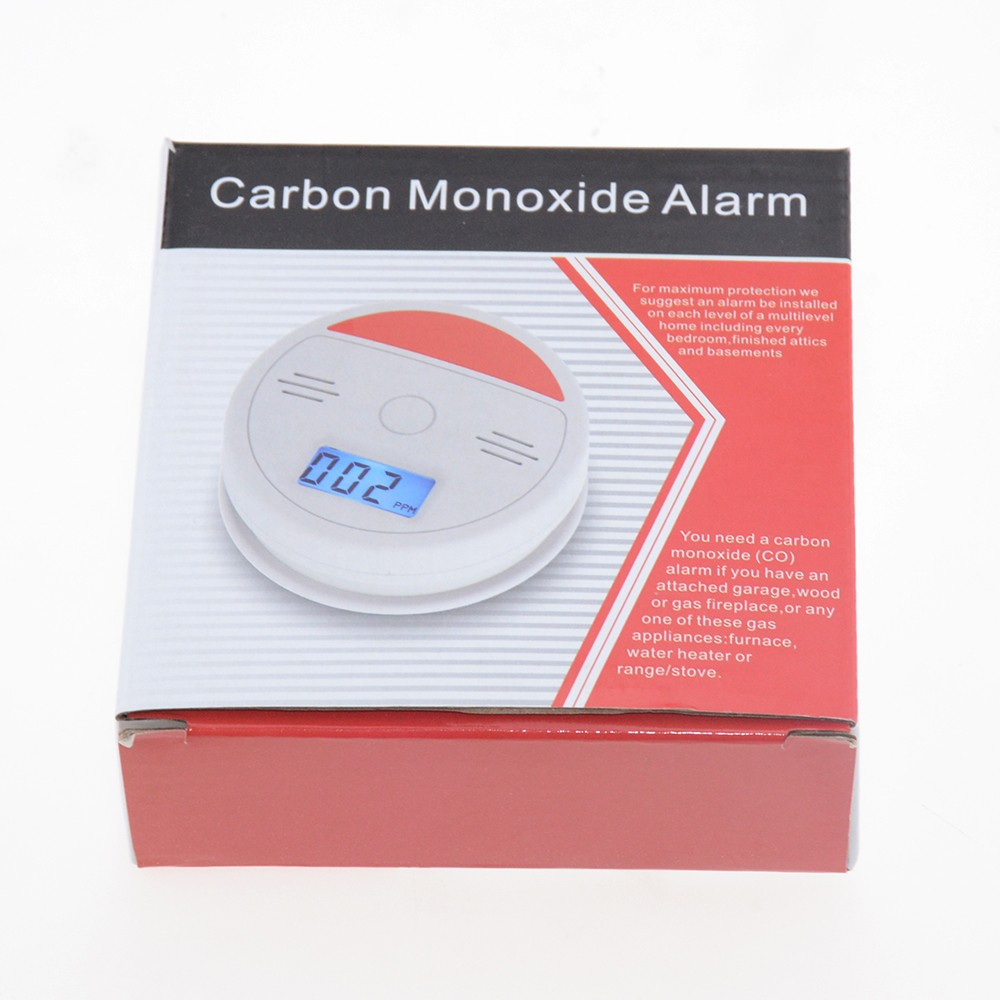 Smoke-Alarm-VKL601-Permanent-Carbon-Monoxide-Sensor-Smoke-Detector-with-3-digits-LCD-display