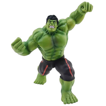 Marvel Avenger Alliance 20cm Green Giant HULK Display Action & Toy Figures Anime Figure Collectible Figurines New Arrivals 1