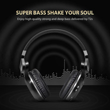Bluedio T2S Bluetooth headphone BT 4.1