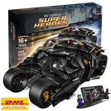 Decool DC 7111 Super Heroes Batman The Tumbler Blocks Bricks Toys Set Boy Game Set Compatible with Lepin Bela LEGOelids 76023