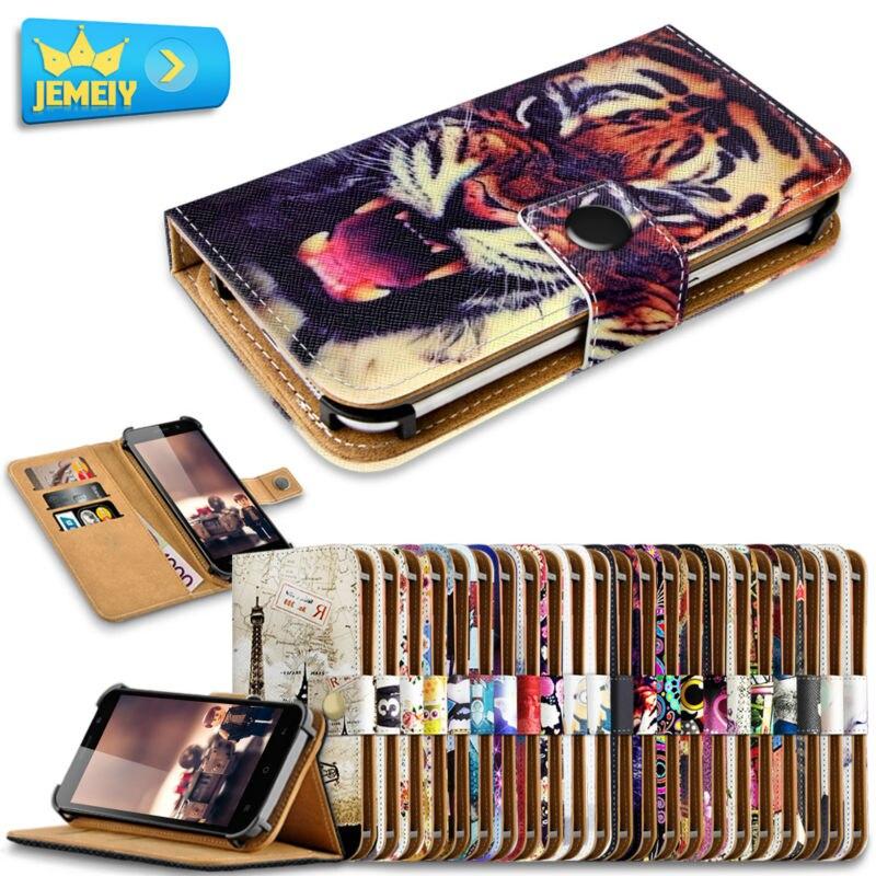Universal Leather Phone Case For Wexler ZEN 5 5 Infocus M2 umi hammer HOMTOM HT5 Coolpad