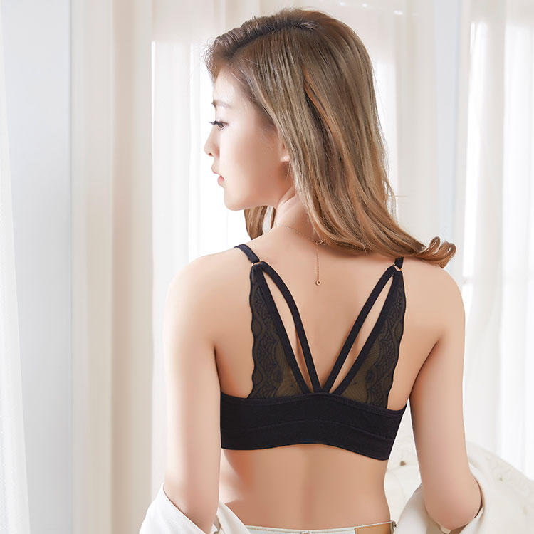 4177cc0517a Basic Black White Womens Plus Size Strapless Bra Bandeau Tube Top Removable  Pads Seamless Crop Colors Tops lace top B0023-in Tube Tops from Underwear  ...
