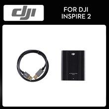 DJI Inspire 2 CINESSD станция для Inspire2 Drone для квадрокоптерных радиоуправляемых дронов оригинальные аксессуары часть