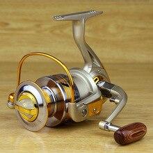 Guests fishing magic fishing vessel yomores EF metal rocker reel fishing line wheel spinning wheel gear wholesale