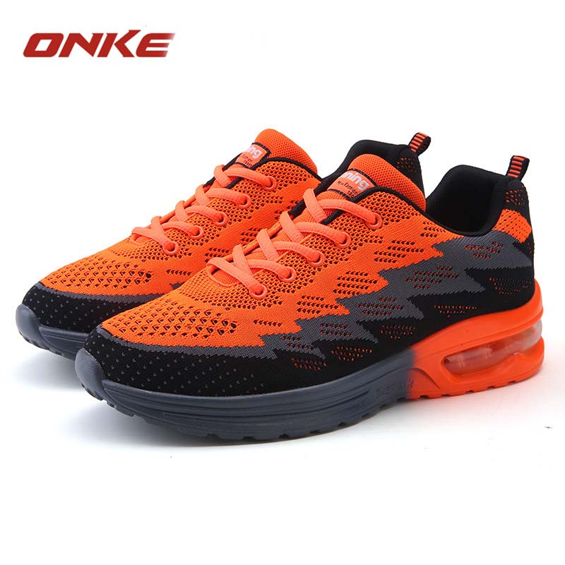 Products Fly Line Air Cushion Running Shoe For Men Surface Shoes Running Increased Cushioning Mens Gym Shoes Sneakers Springs sneakers running shoes sports men and women shoes rubber sole anti skid wear student shoe low upper waterproof air cushion hot