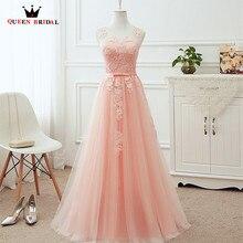 Вечерние платья размера плюс, а-силуэт, тюль, кружево, цвет красного вина, розовый, серый, белый, синий, вечернее платье, халат, soiree longue femme DR03