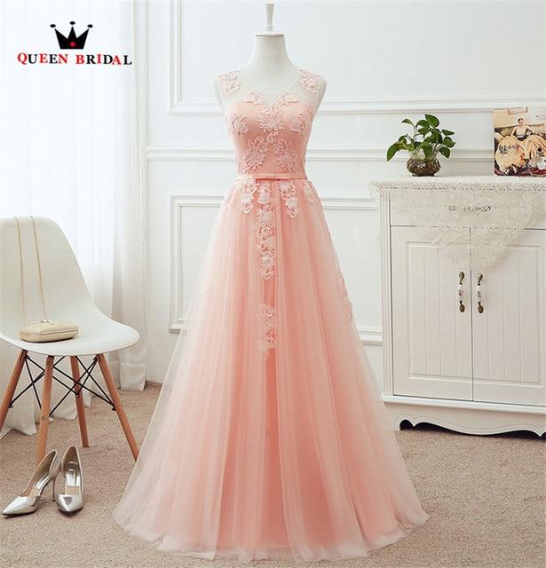 Muitas Cores A Linha de Tulle Lace Longos Vestidos de Noite Formal Rosa Vinho Vermelho Cinza Branco Azul Festa À Noite Vestido de Baile Vestidos DR03