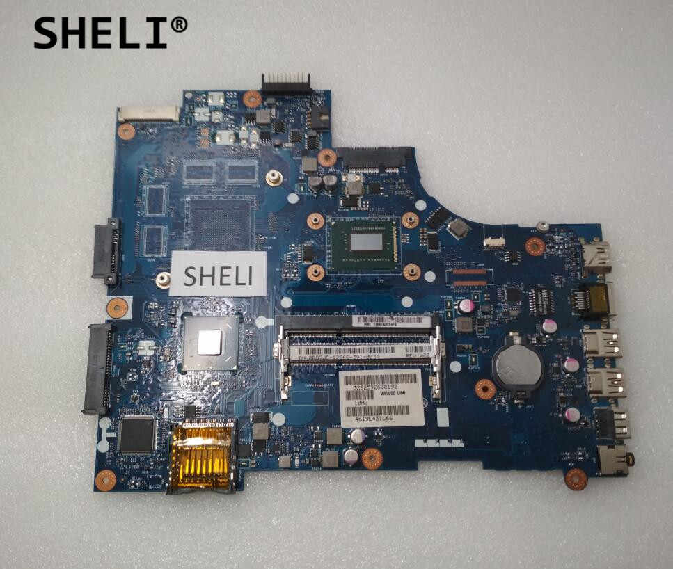 SHELI For DELL E5420 USB SIM Ethernet VGA Port Board 63N3K