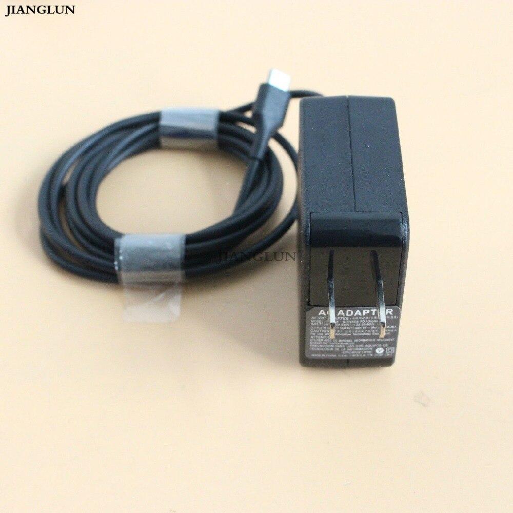 JIANGLUN nouvelle prise adaptateur secteur chargeur pour Lenovo ThinkPad X1 tablette Yoga5 pro 45 w type-c