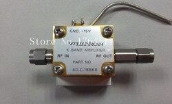 [BELLA] WILTRON 60-C-18868 18-26,5 GHZ DB 15 V low noise amplifier gain