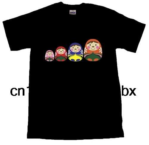 Russian Dolls Men T-Shirt All