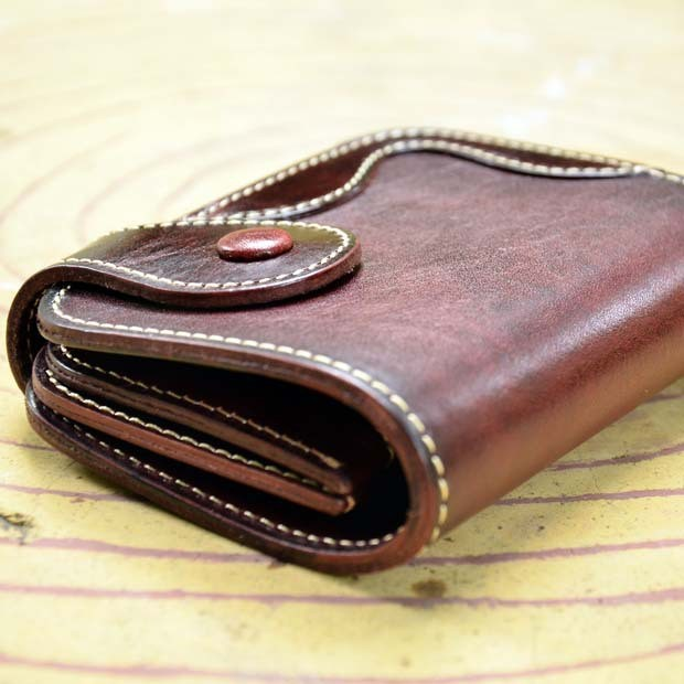 Genuine leather wallet 5