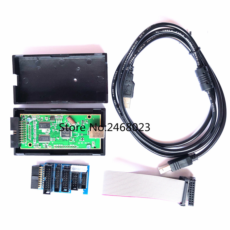 1PCS SHIP IN ONE DAY Jlink j link V8 V9 V9.3 V9.4 V9.41 Software with Multi-function switching board SUPPORT GOOD QUALITY 1pcs ga 8knxp rev1 0 875 selling with good quality