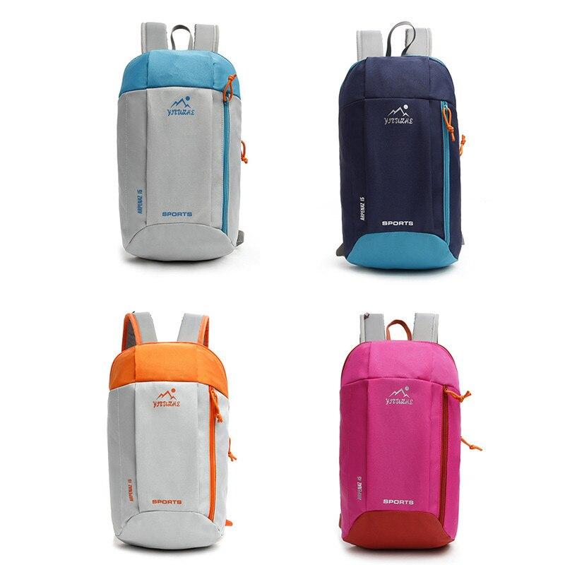 New 10L Waterproof Nylon Backpack Small Women Men Climbing -3486