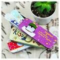 Envío gratis 45 unids / 3 Boxes caja de lata caja linda para niños Kids divertido de la novedad vendaje de dibujos animados los niños de primeros auxilios hemostasia curita encantadora