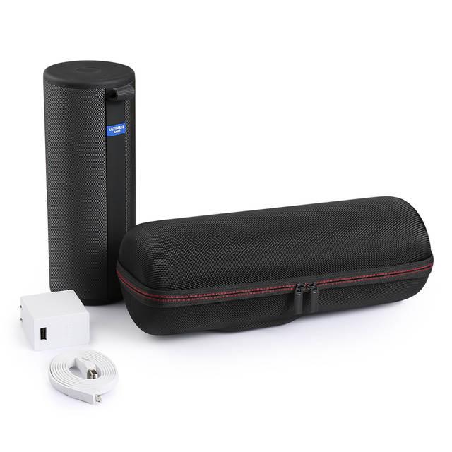 US $12 06 29% OFF|2019 new case Hard Travel Case for Ultimate Ears UE  MEGABOOM 3 Portable Bluetooth Wireless Speaker (only case)-in Speaker