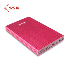2017 Usb Optibay Hdd Docking Station Hd Externo Ssk Usb2.0 Hard Disk Box 2.5 Inch Sata Serial Notebook Mobile She066