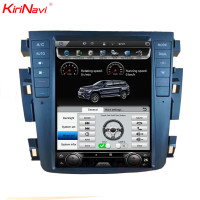 KiriNavi Vertical Screen Tesla Style 10.4 Inch Android 6.0 Car Radio For Nissan Teana Car Dvd Player Wifi GPS Navigation 2003