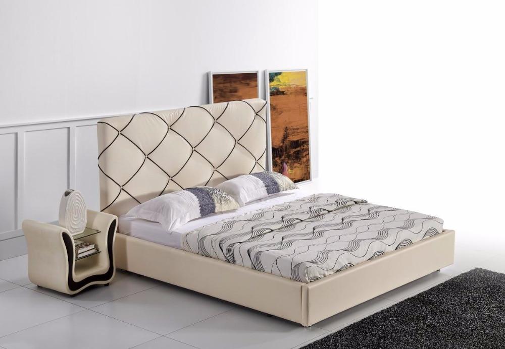 Yatak Letto Matrimoniale 2018 Soft Bed Muebles Para Casa Promotion No King Bedroom Furniture Cabecero Cama Hot Sale Modern