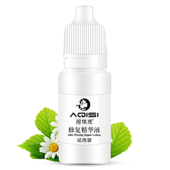AQISI Effective Herbal Permanent Hair Growth Inhibitor After Hair Removal Repair Nourish Essence Liquid Hair Removal Repair image