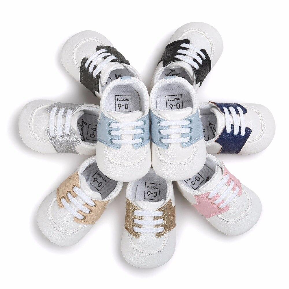 Moda Kids Prewalker Dzieci Boy & Girl Baby Sportowe buty - Buty dziecięce - Zdjęcie 1