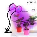 Volle spektrum USB Dual Kopf 78 LED UV IR Lichter-in UV-Lampen aus Licht & Beleuchtung bei