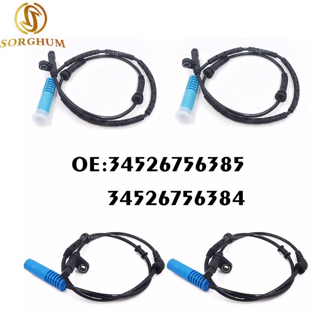 Mini Cooper OEM Anti-Lock Brake ABS Sensor Front L//R R50 R52 R53 34526756384
