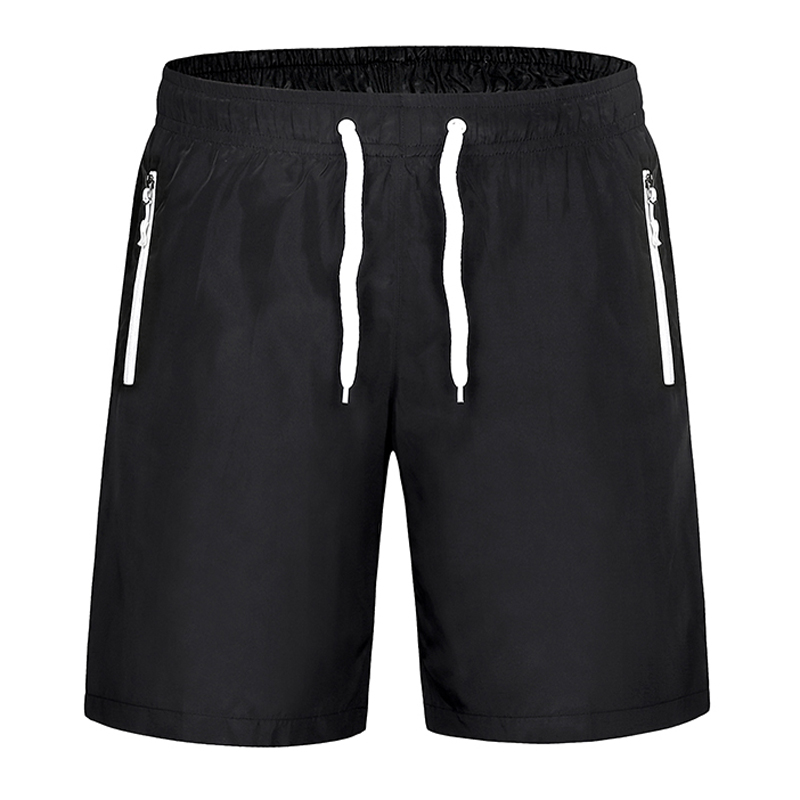 6xl 7xl 8xl 9xl Big Size Sports Shorts Men Workout Gym Sweatpants Polyester Elasticity Zip Pocket Jogging Mens Running Shorts