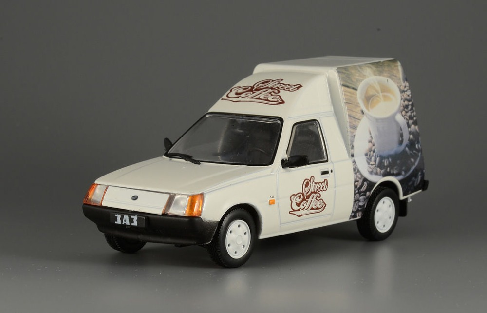 special offer 1 43 scale models zaz 1305 street coffee classic old