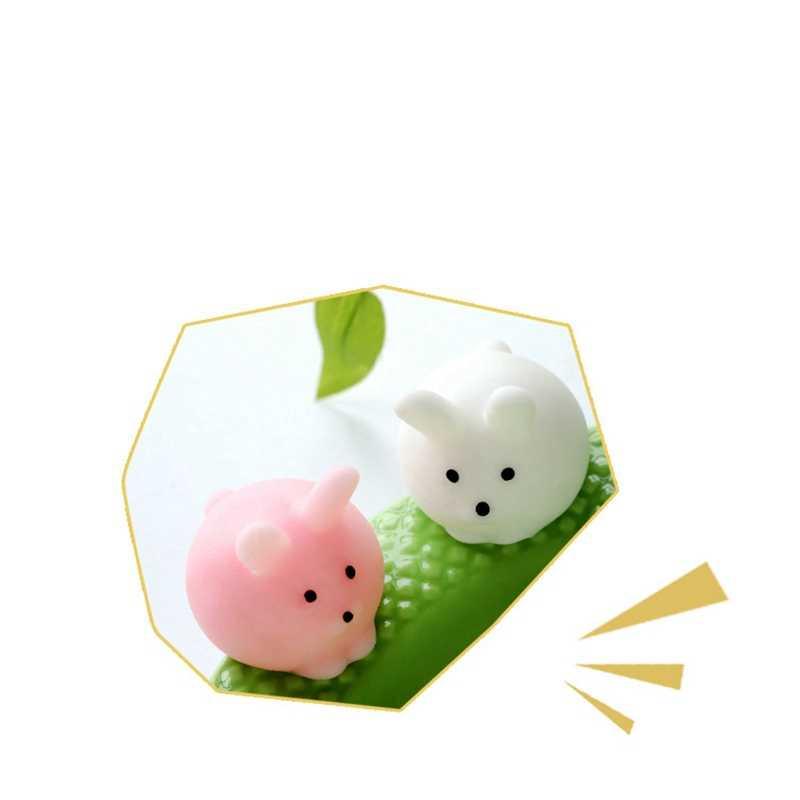 1/27 стилей мини изменить цвет мягкими милые Squishy Cat Моти игрушка-пищалка Kawaii распаковывать squeeze Игрушка мягкими замедлить рост