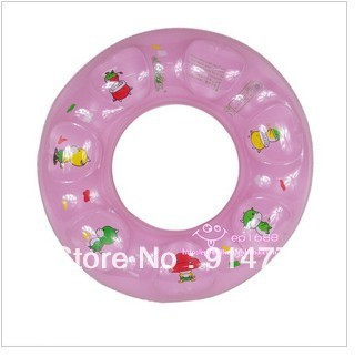 Free shipping Children's inflatable swimming crystal crystal ring children swimming supplies wholesale swimming laps