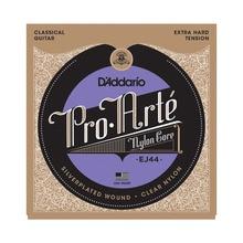 D'addario Pro Arte Nylon Classical Guitar Strings set, Normal/Hard Tension EJ 44 EJ45 EJ46