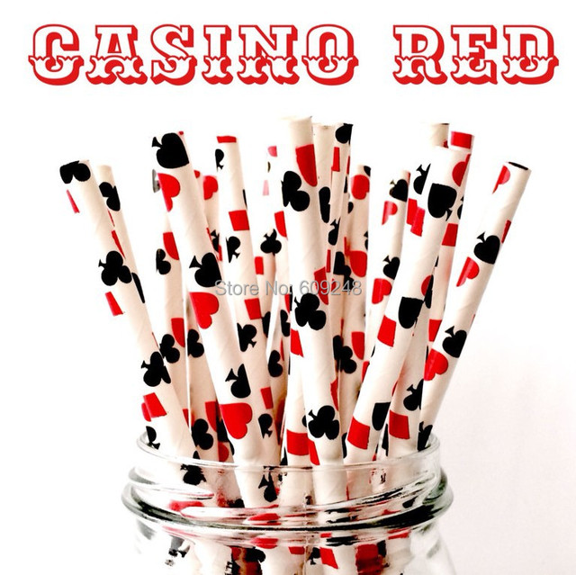 Aliexpress Buy 100pcs Mixed Colors Casino Red Playing Cards