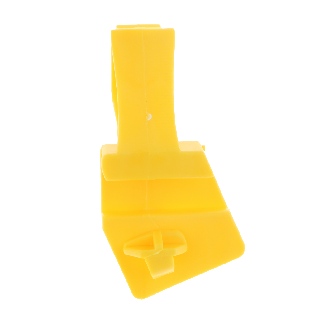 Image 4 - 1 Pcs Hood Support Bar Clamp For Ford Fiesta 2011 2012 Repalce 8A6Z16828B/8A6Z 16828 A Hood Stay Clip Stowage Plastic Fastener-in Auto Fastener & Clip from Automobiles & Motorcycles