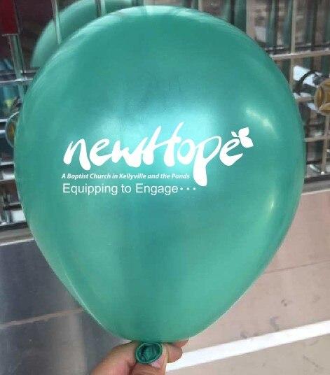 Ev ve Bahçe'ten Balonlar ve Aksesuarları'de 1000 adet özel balonlar logo balon baskı olay promosyon kişiselleştirilmiş balonlar blanco Hızlı gemi EMS/DHL/ UPS'da  Grup 3