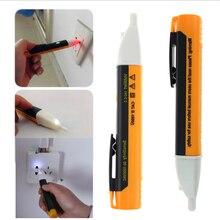 Электрическая розетка AC Розетка 90-1000 В тестер датчика детектора напряжения ручка светодиодный светильник индикатор