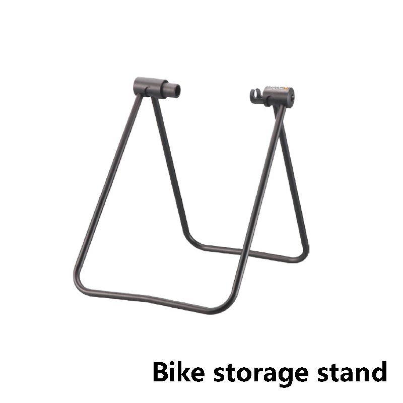 Bike-Repair-Stand Parking-Holder Cycling Steel for Portable