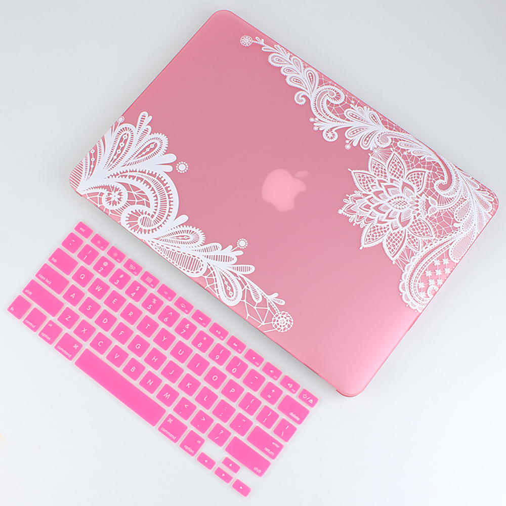 Batianda Rubberized Hard Cover Case for MacBook 53