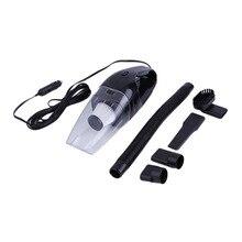 Портативный автомобиля Пылесосы для автомобиля 12 В 120 Вт грязи пыль Cleaner коллектор Авто Мини Ручной Техника для уборки низкая Шум Лидер продаж