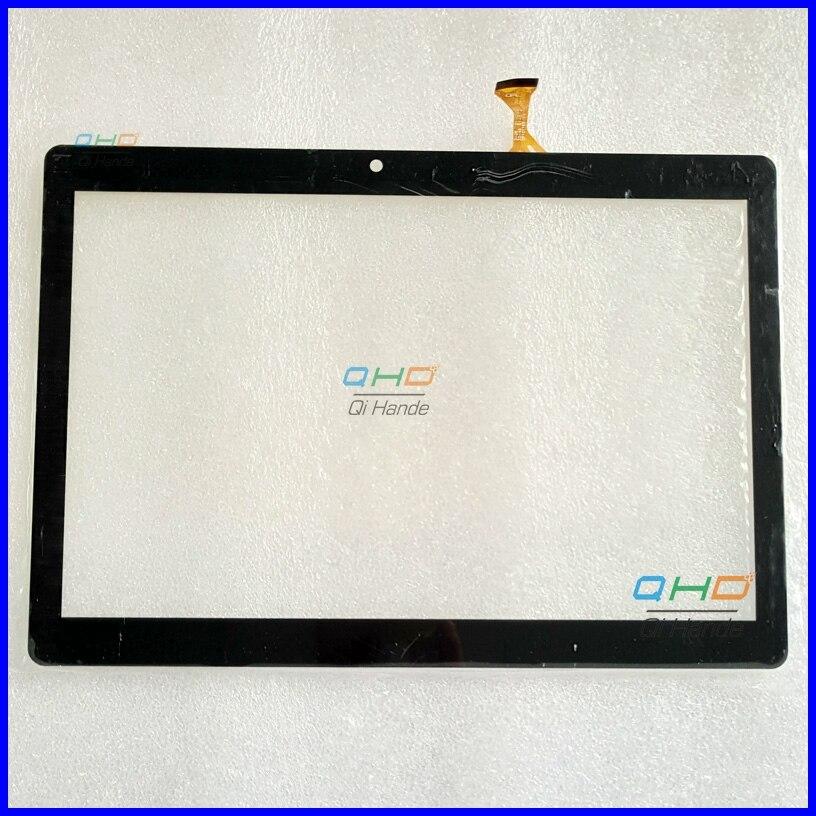 Neue Für 10,1 ''Zoll Touchscreen DP101166-F4 Digitizer Sensor Tablet PC Ersatzteile Panel Frontglas DP101166-F4