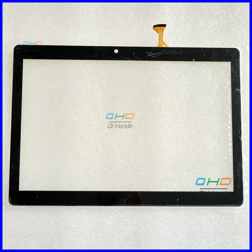 New For 10.1'' Inch Touch Screen DP101166-F4 Digitizer Sensor Tablet PC Replacement Parts Panel Front Glass DP101166 - F4 original new arrival 2017 adidas originals sweat pants ope men s knitted pants sportswear