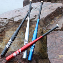 Aluminum Baseball Bat Alloy Soft Sports Baseball Bats Blue,Silver,Red,Black 21 25 28 30 32 34 Inch Other=21inch