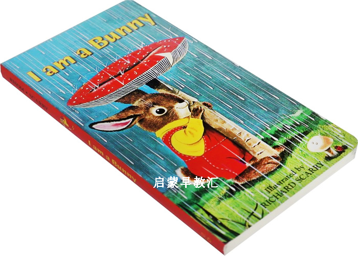 I Am a Bunny A Golden Sturdy Book
